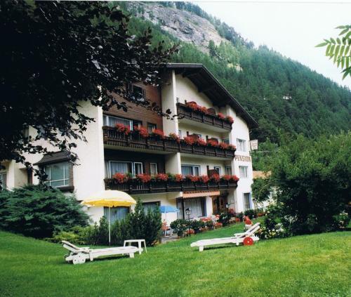 ホテル写真: Pension Grein, Pfunds