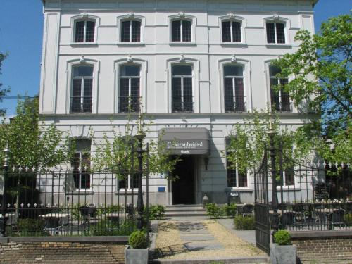 Foto Hotel: Hotel Chateaubriand, Evergem