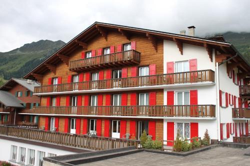 Hotel de la Poste Verbier