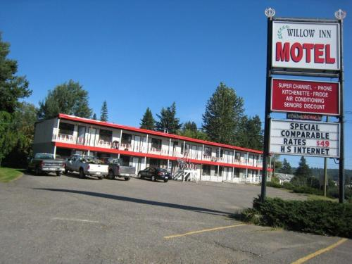 Hotel Pictures: Willow Inn Motel, Quesnel