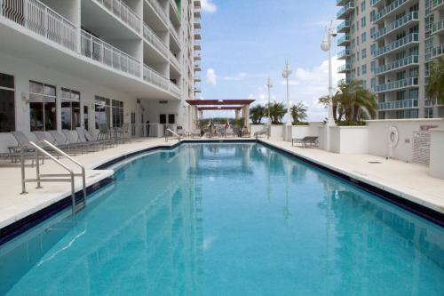 Executive Corporate Rental at The Club at Brickell Bay