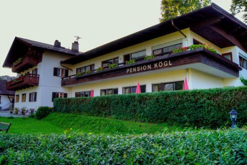 Фотографии отеля: Ferienpension Ritter & Kögl, Тирзее