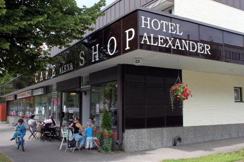 Hotel Pictures: , Mänttä
