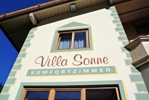 Hotellikuvia: Frühstückspension Villa Sonne, Gerlos