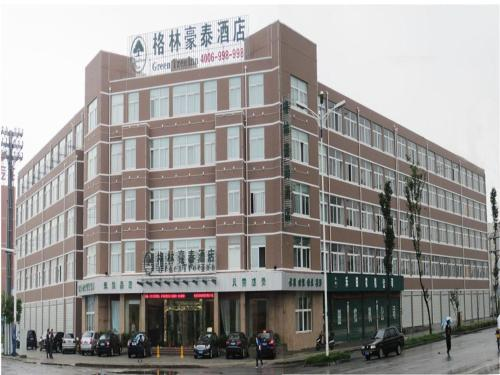 Hotel Pictures: GreenTree Inn Hefei Chaohu Xiangyang Road Business Hotel, Chaohu