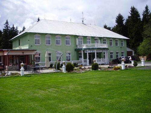 Hotel Pictures: Hotel Berghof, Jáchymov