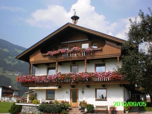 Hotellikuvia: Haus Weitenstich, Zell am Ziller