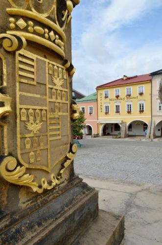 Hotel Pictures: Městský Hotel Dorinka, Hostinné