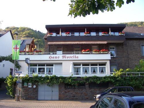 Hotel Pictures: Gästehaus Mosella, Valwig