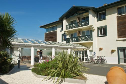 Hotel Les Terrasses d'Atlanthal Anglet