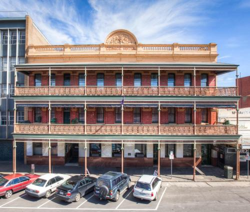 Foto Hotel: Quality Inn The George Hotel Ballarat, Ballarat