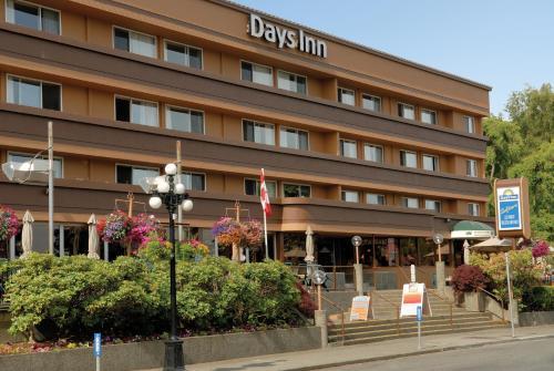 Days Inn - Victoria on the Harbor