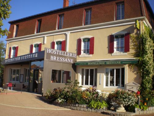Hotel Pictures: Logis Hostellerie Bressane- Cuisery, Cuisery