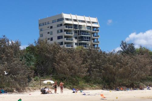 Fotografie hotelů: 84 The Spit Holiday Apartments, Mooloolaba