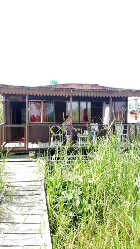 Fish Lodge