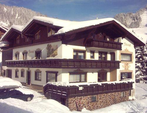 Fotos do Hotel: Appartements Birkenhof, Berwang