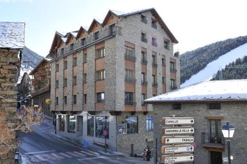 Fotos do Hotel: Apartaments Turistics Pirineu, Soldeu