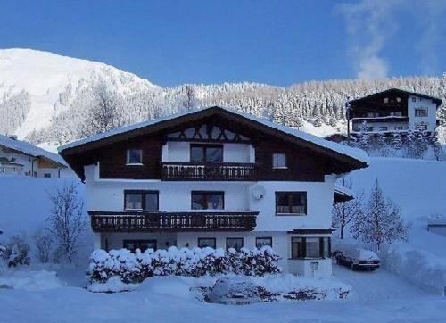 Hotelbilleder: Apart-Pension Resswald, Berwang