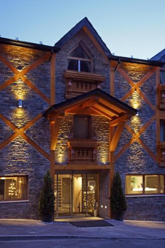 Hotellikuvia: Hotel & Spa Xalet Bringue, El Serrat