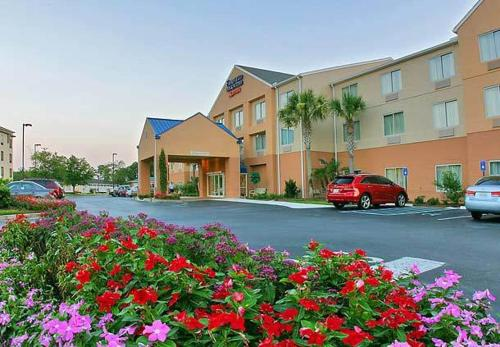 Fairfield Inn Suites Brunswick