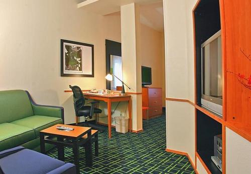 Fairfield Inn Suites Brunswick Review