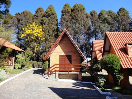 Hotel Cabana Jardim de Flores
