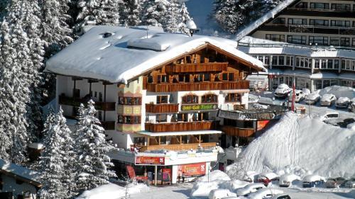 Zdjęcia hotelu: Hotel Almhof, Hochfugen