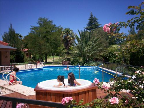 Hotellikuvia: Hosteria Pastoral & Spa, La Cumbre