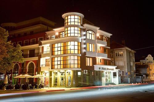 Fotos del hotel: Hotel Diamond, Kazanlŭk