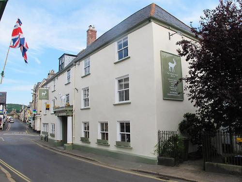 Hotel Pictures: The White Hart Hotel, Moretonhampstead
