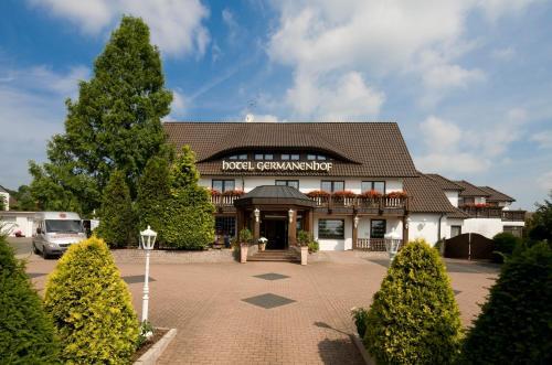 Hotel Pictures: Ringhotel Germanenhof, Sandebeck