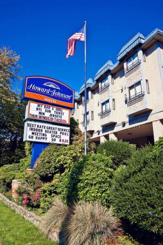 Howard Johnson Hotel - Victoria