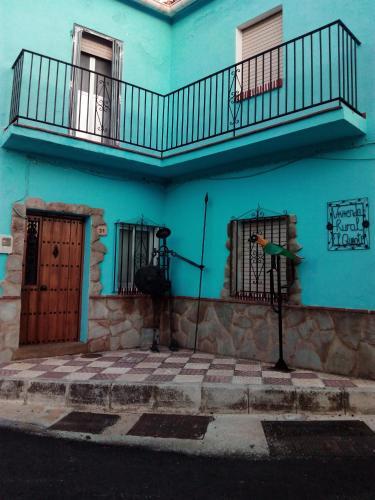 Casa Rural El Quijote (España Júzcar) - Booking.com