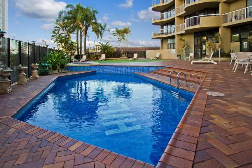 Zdjęcia hotelu: Central Hillcrest Apartments, Brisbane