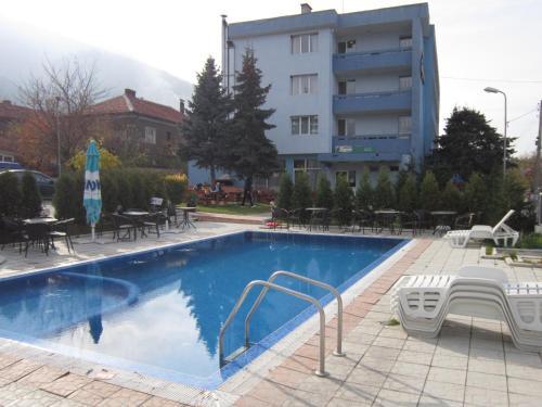 Hotellikuvia: Germanea Hotel, Sapareva Banya