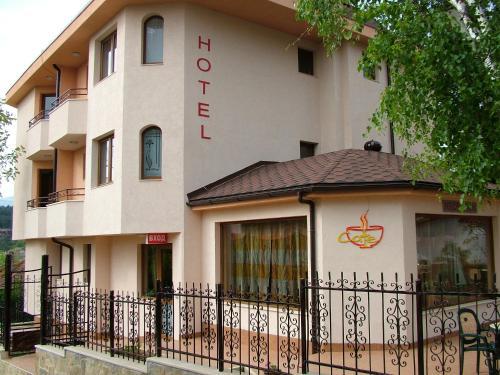 酒店图片: Family Hotel Emaly 1, Bankya