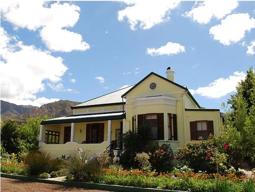 Kingna Lodge Montagu