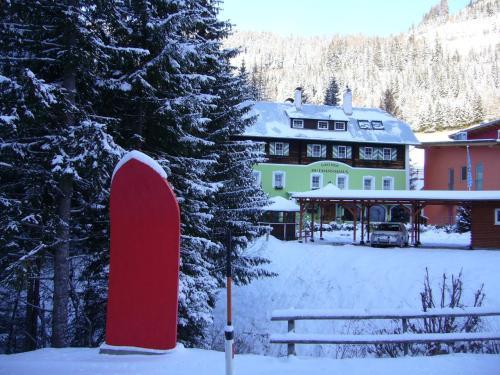 Hotellbilder: Alpengasthof Hutmannshaus, Innerkrems