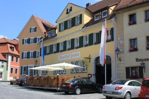 Hotel Pictures: Hotel Gasthof Lamm, Feuchtwangen
