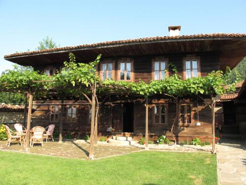 Hotelfoto's: Hadjigergy's Guest House, Zheravna