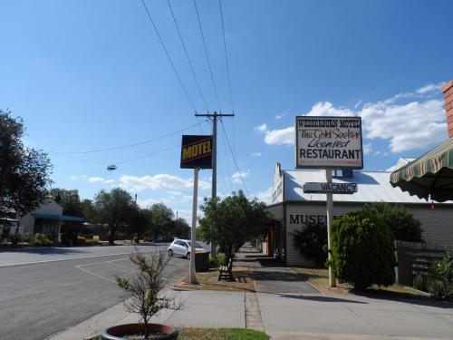 酒店图片: Wedderburn Goldseeker Motel, Wedderburn