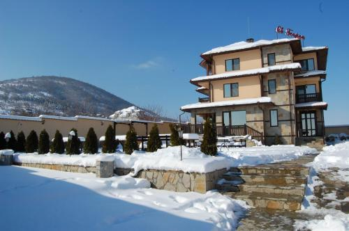 Hotelfoto's: , Belashtitsa