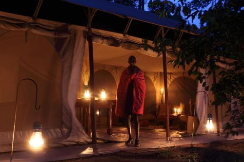 Rekero Camp