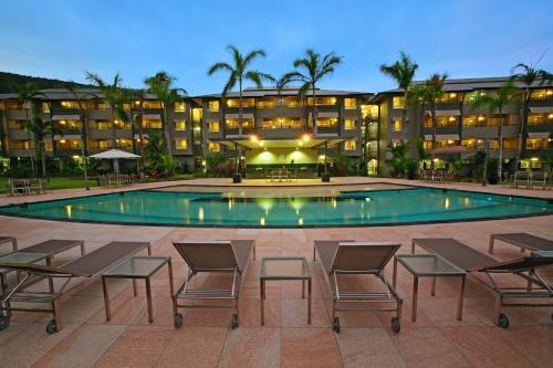 Foto Hotel: Paradise Palms Resort, Kewarra Beach