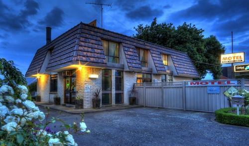 ホテル写真: City Gardens Motel, Traralgon