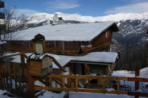 Hotel Pictures: Loup chalet, Pra-Loup