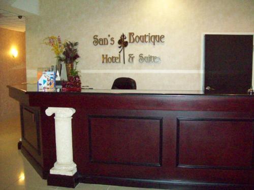 Sans Boutique Hotel And Suites Review