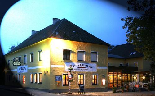 Fotografie hotelů: Gasthof-Camping Stumpfer, Schönbühel an der Donau