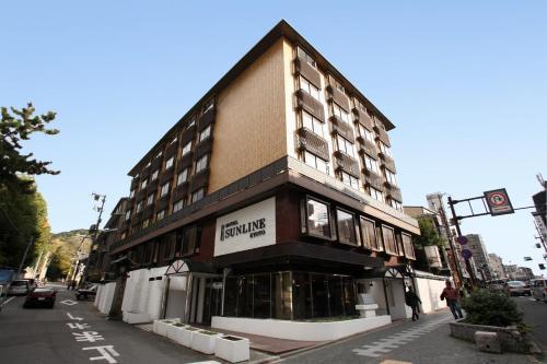 Hotel Sunline Kyoto Gion Shijo
