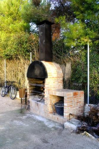 Casa de campo Finca Los Molinos (España La Alameda de ...
